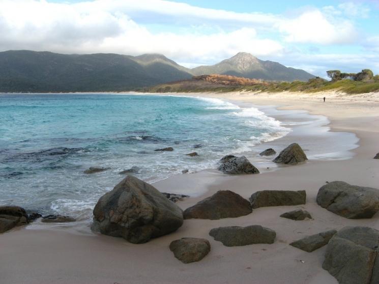 Wineglass Bay, en Tasmanie