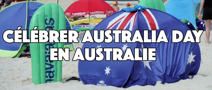 Célébrer Australia Day en Australie
