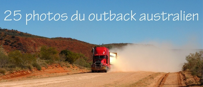 25 photos de l'outback australien