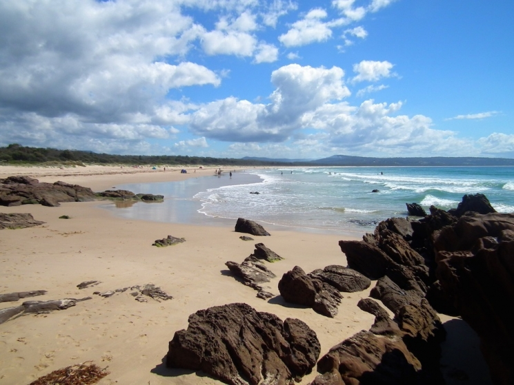 route côtière de Sydney à Melbourne