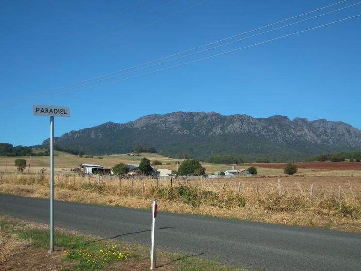 Roadtrip en Tasmanie
