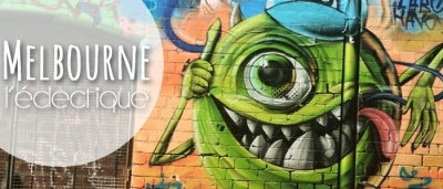 Melbourne l'éclectique