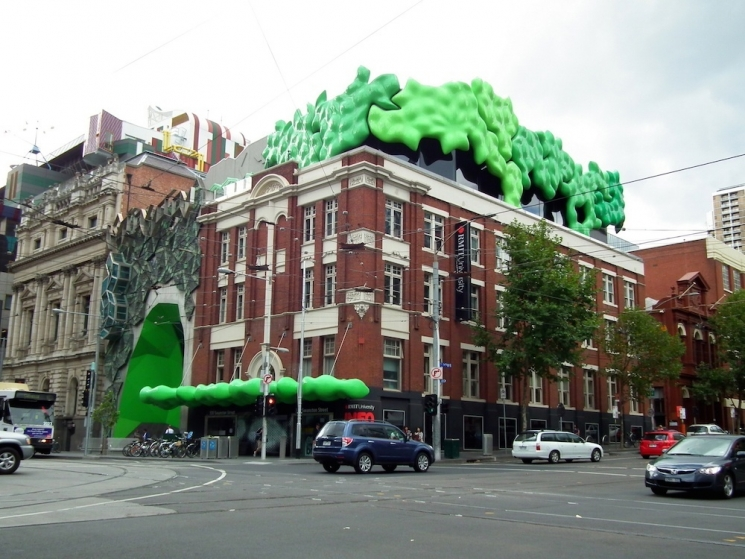 raisons de visiter Melbourne