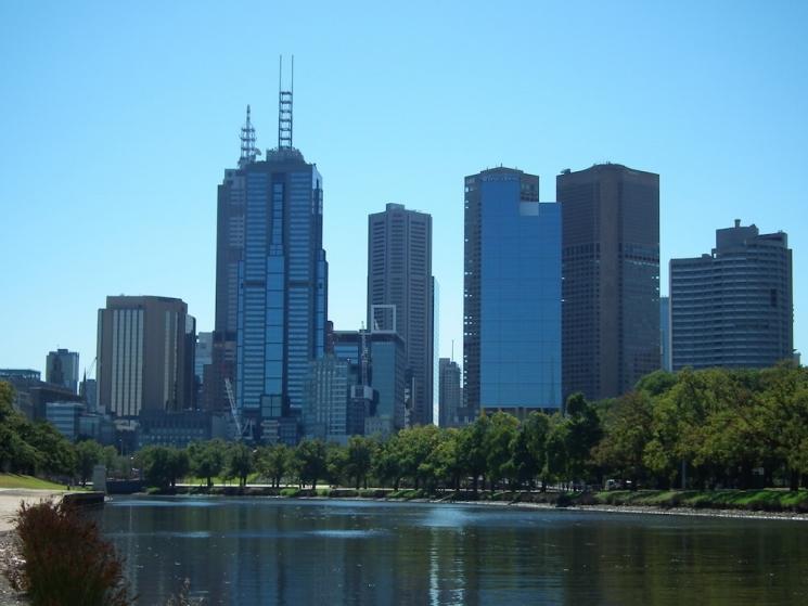 itinéraire Australie 2015