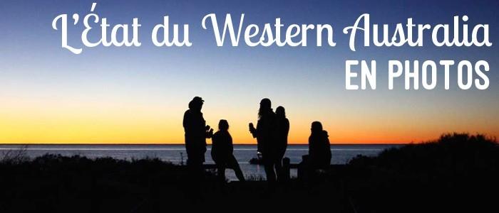 L'État du Western Australia en photos