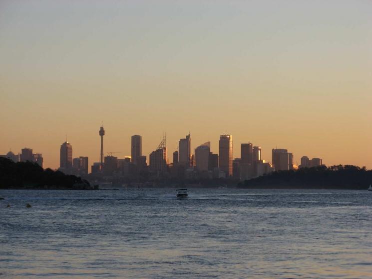 3 jours à Sydney