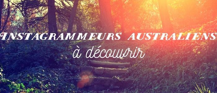 Instagrammeurs australiens