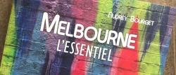 «Melbourne l'essentiel», un joli petit livre de poche!
