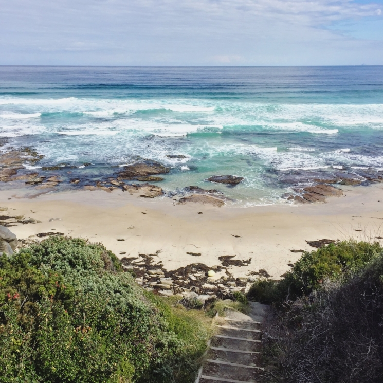 Photo Instagram de South Cape Bay, Tasmanie