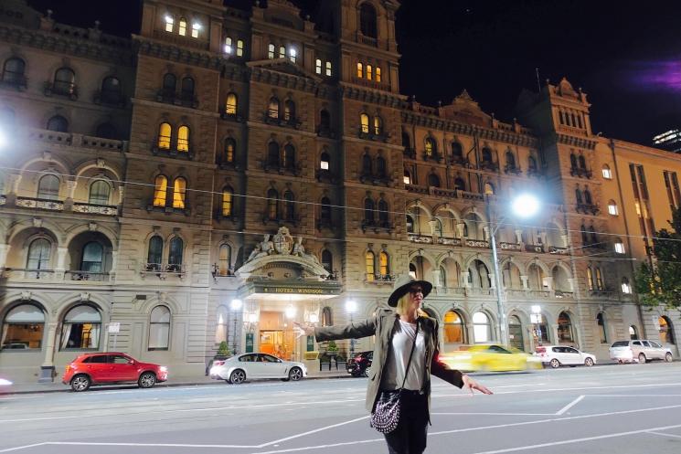 Histoire de meurtres à Melbourne