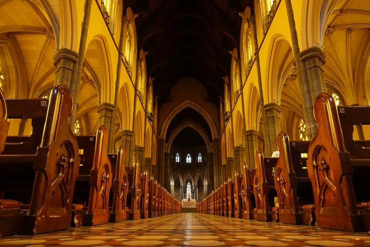 Cathédrale St-Patrick