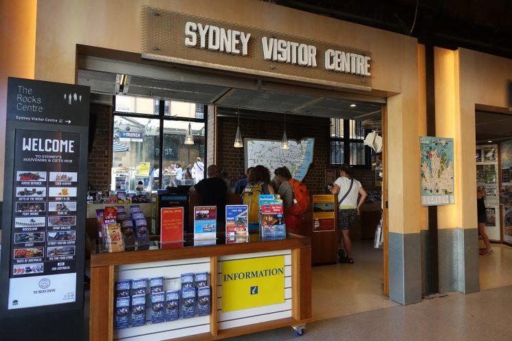 Sydney Visitor Centre