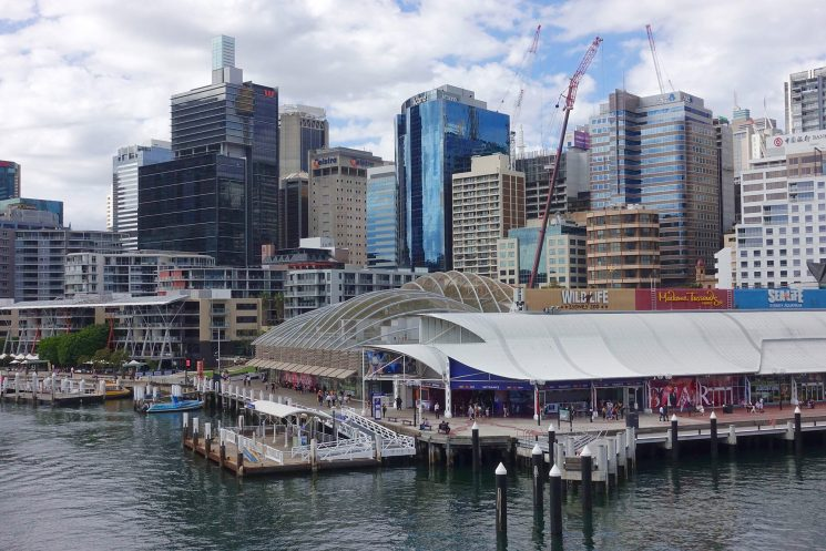 Darling Harbour Sydney New South Wales