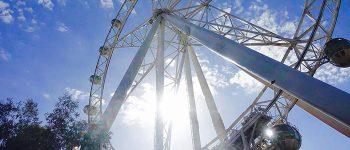 À bord de la « Melbourne Star Observation Wheel »