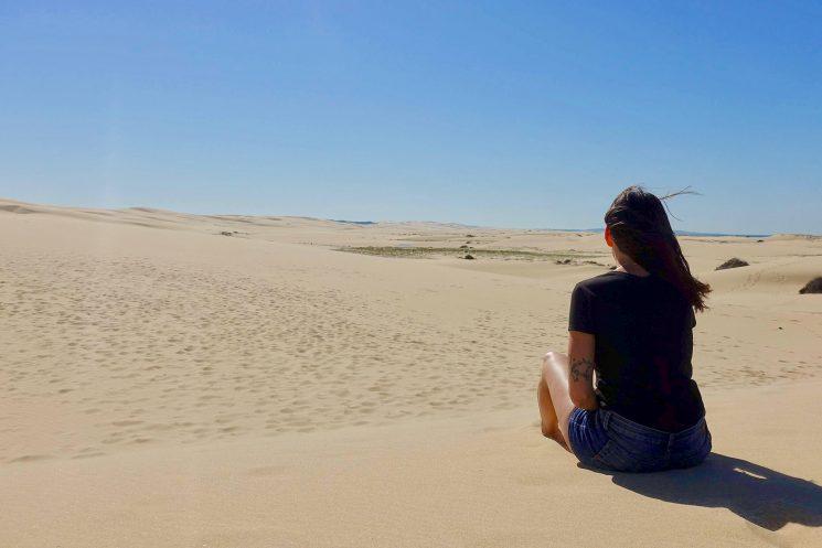 Port Stephens desert