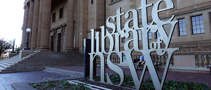 Bibliothèque d'État du New South Wales