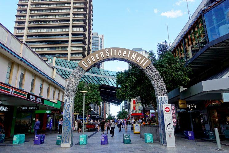 Une journée à Brisbane