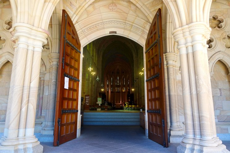 St John's Cathedrale Brisbane