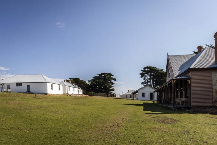 Darlington, Maria Island, Tasmanie