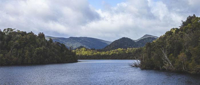 Croisière sur la Gordon River, en Tasmanie