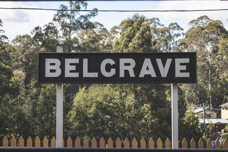Station Belgrave