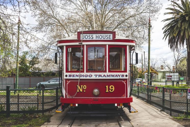Bendigo Talking Trams