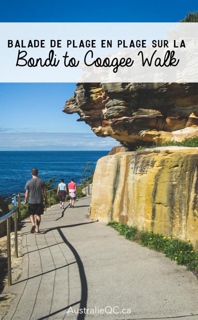 Image pour Pinterest : Bondi to Coogee Walk